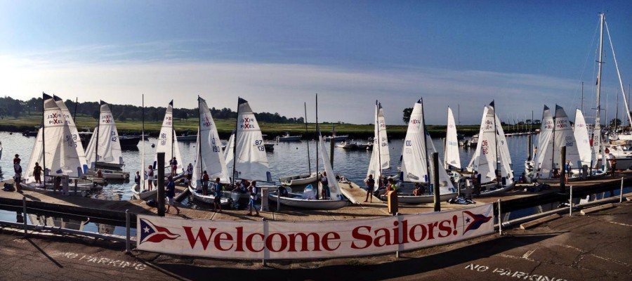 welcome sailors