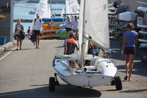 LYC junior race week 6 - day 1