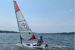 Open-Skiff-sailing-windward